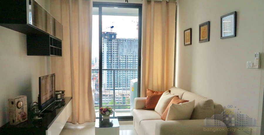 photo of The President Sukhumvit Onnut Condo 1 Bedroom For Rent 20,000 THB Per Month