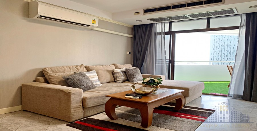 photo of Waterford Park Sukhumvit 53 Thong Lo Condo 2 Bedrooms For Rent 50,000 THB Per Month