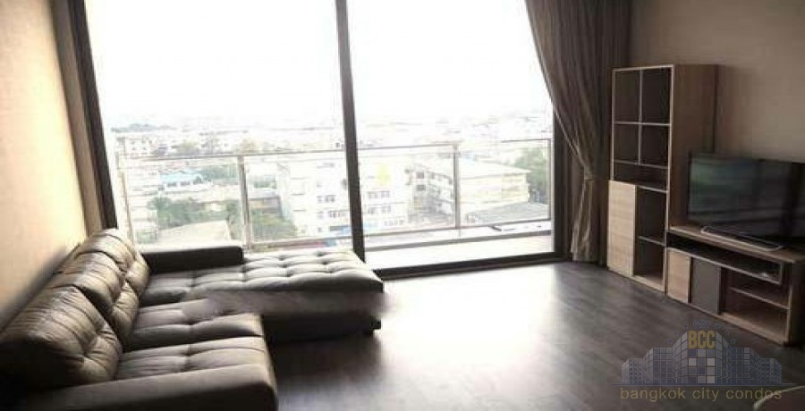 photo of The Room BTS Wongwian Yai 2 Bedrooms For Rent 40,000 THB Per Month