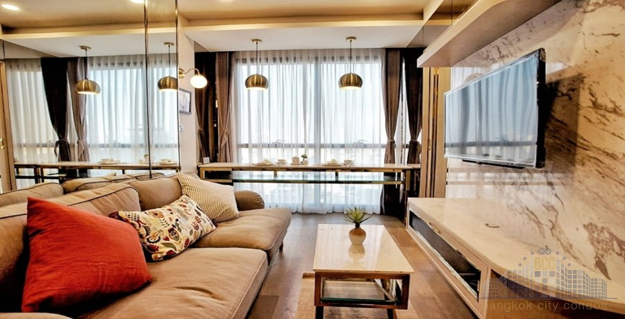 photo of Ashton Chula-Silom 1 Bedroom For Rent 35,000 THB per Month