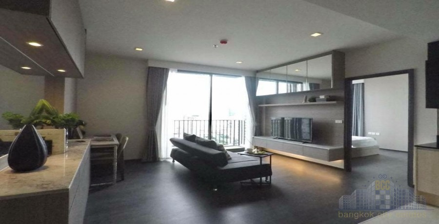 photo of Edge Sukhumvit 23, 1 Bedroom Unit For Sale 9,400,000 THB & For Rent 44,000 THB per month